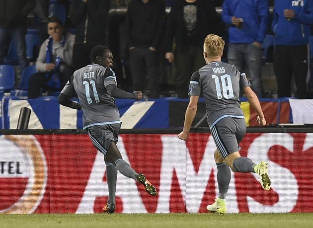 Cầm hòa Genk, Celta Vigo hiên ngang tiến vào Bán kết Europa League - Bóng Đá