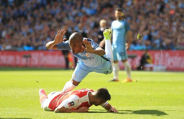 Chấm điểm Man City trận gặp Arsenal: Công làm thủ phá - Bóng Đá