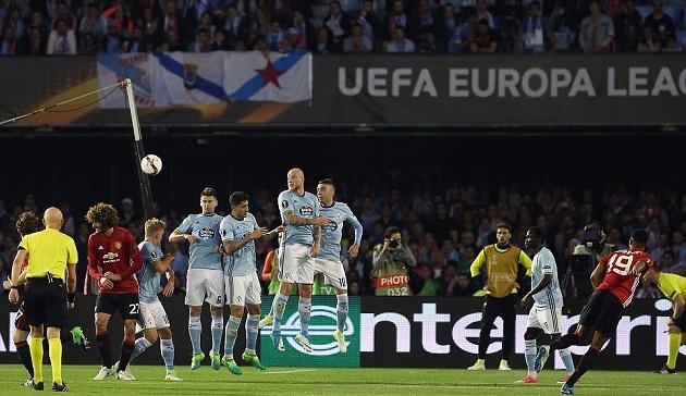 Celta Vigo 0-1 Man Utd: Tin tưởng Rashford, Mourinho đã đúng - Bóng Đá