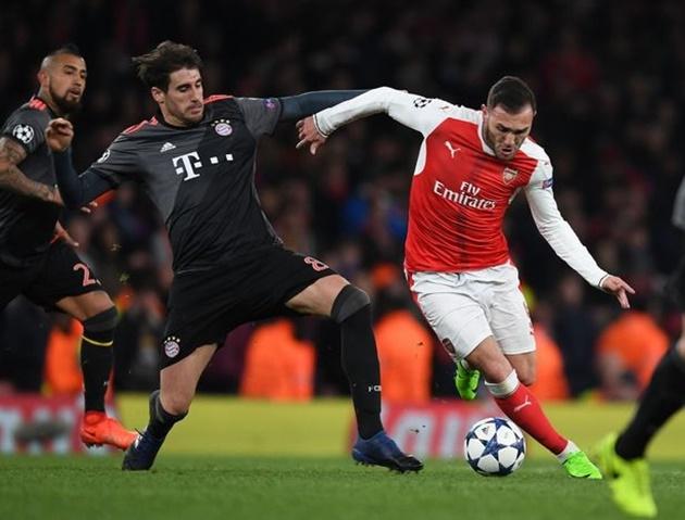Vừa mới đến Arsenal, Lucas Perez đã tính chuyện tháo chạy - Bóng Đá