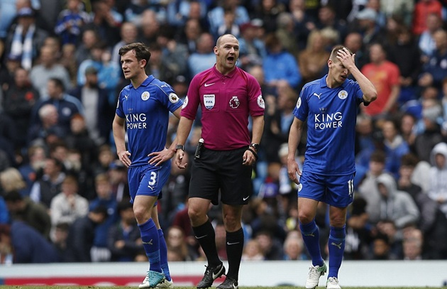 Tội đồ Mahrez khiến Leicester thua đau - Bóng Đá
