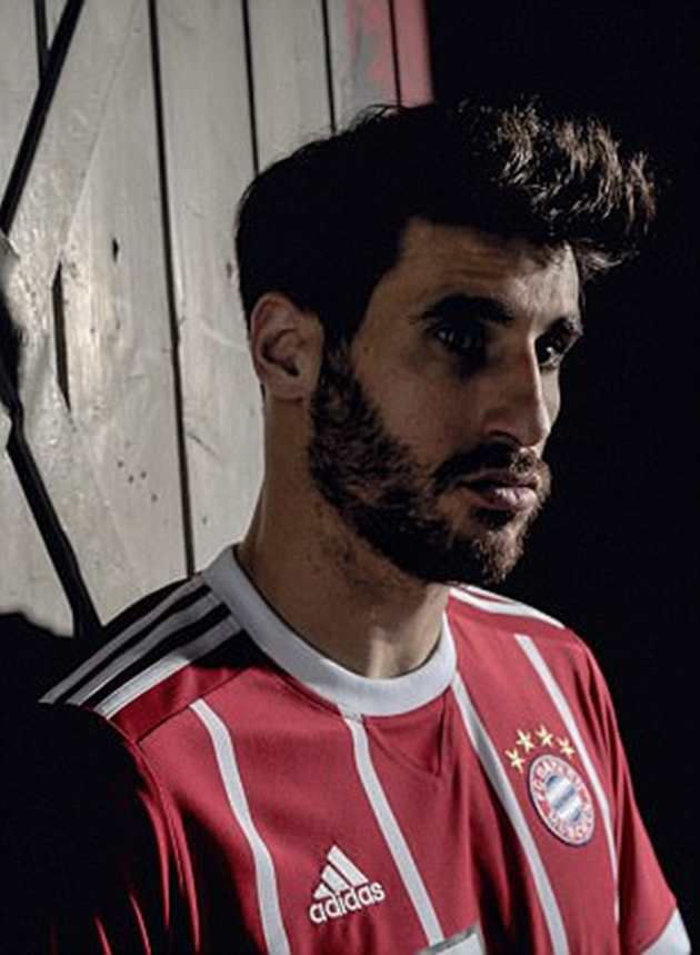 Lộ áo đấu mới của Bayern Munich - Bóng Đá