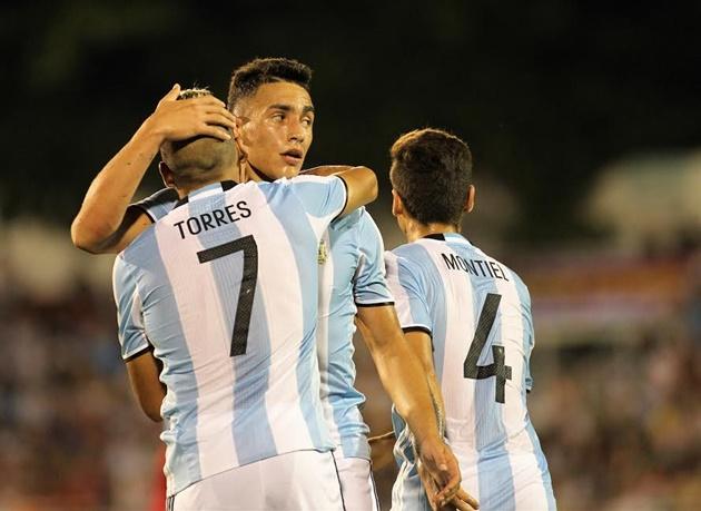 14h30 ngày 20/05, U20 Argentina vs U20 Anh: Khôn nhà dại chợ - Bóng Đá