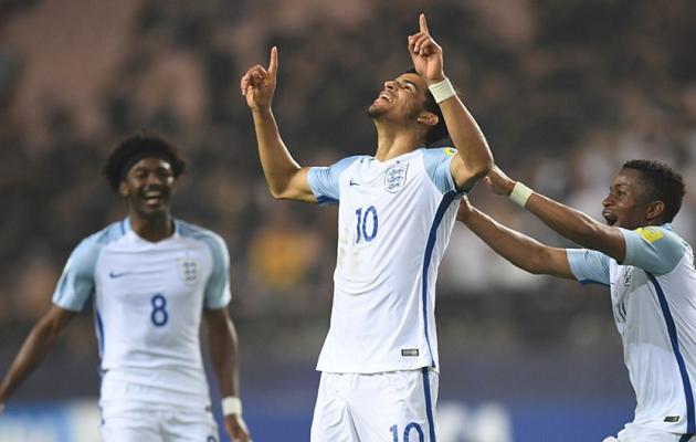 Solanke lập cú đúp, U20 Anh hiên ngang tiến vào Chung kết - Bóng Đá
