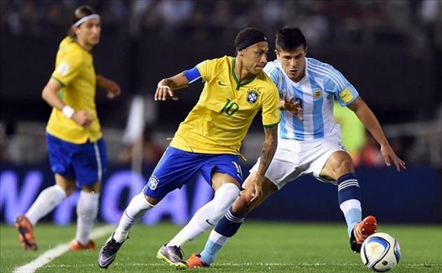 17h05 ngày 09/06, Brazil vs Argentina: Đại chiến giữa lòng Melbourne - Bóng Đá