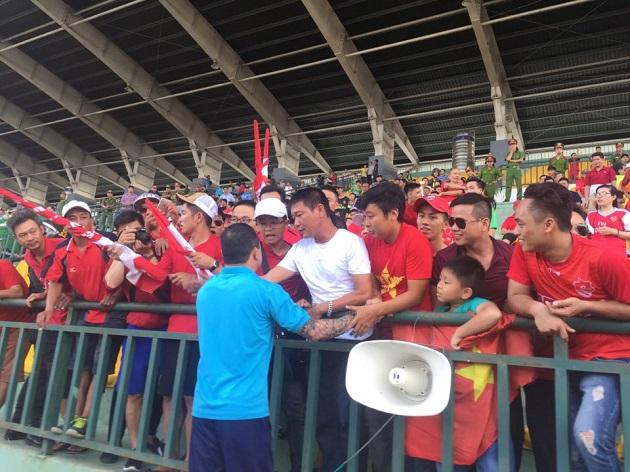 TRỰC TIẾP vòng 16 V-League: Trận đấu trên sân Cần Thơ bị hoãn - Bóng Đá