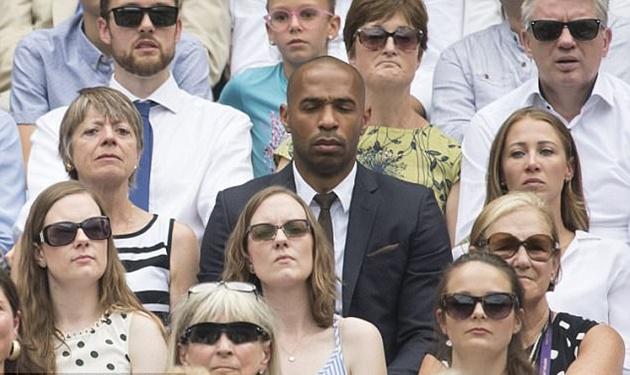 Gác chuyện đá bóng, dàn sao Chelsea đi xem Wimbledon  - Bóng Đá