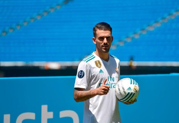Vừa gia nhập Real, Dani Ceballos đã tỏ rõ chí lớn - Bóng Đá
