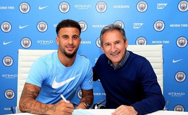 Kompany ca ngợi những bản hợp đồng mới của Man City - Bóng Đá