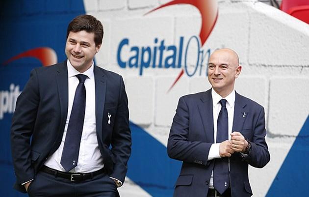 Chủ tịch Tottenham: Premier League sẽ lâm nguy nếu vung tay quá trán - Bóng Đá