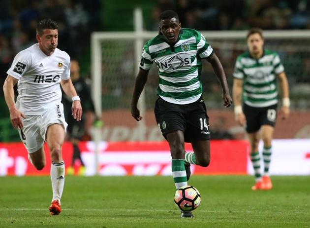 Sporting Lisbon hét giá 40 triệu bảng cho William Carvalho - Bóng Đá
