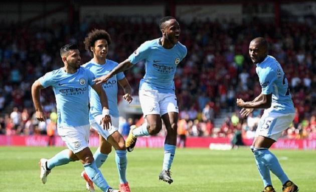 Ghi bàn phút 96, Sterling khiến Bournemouth thua trận tức tưởi - Bóng Đá