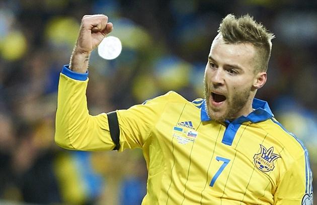 Đôi điều cần biết Andrey Yarmolenko - tân binh của Dortmund - Bóng Đá