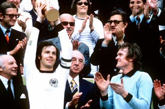 10 cầu thủ Đức xuất sắc nhất mọi thời đại (Phần 2) - Bóng Đá