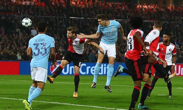 Feyenoord 0-4 Man City: Thị uy cả bảng F - Bóng Đá