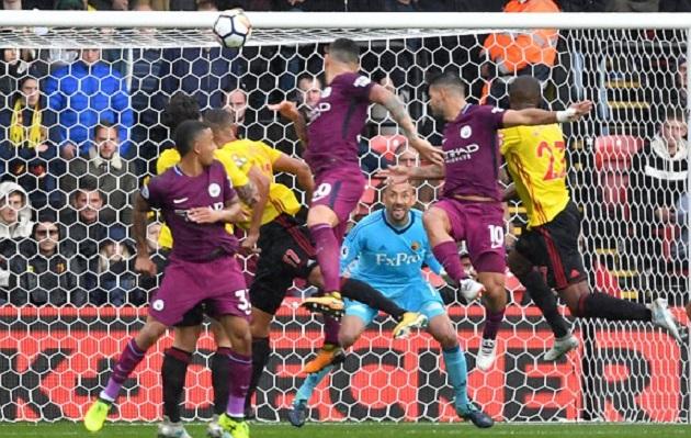 TRỰC TIẾP Watford 0-6 Manchester City: Hat-trick cho Aguero (Kết thúc) - Bóng Đá