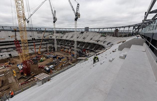 Học Dortmund, Tottenham xây khán đài đứng cực lớn - Bóng Đá