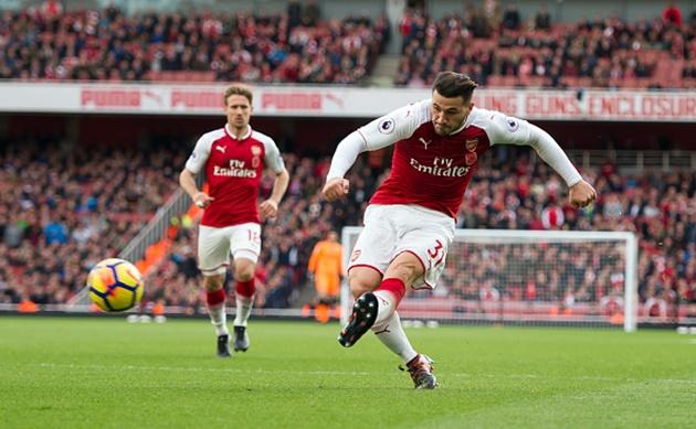 Chấm điểm Arsenal: Gọi tên người hùng Kolasinac - Bóng Đá