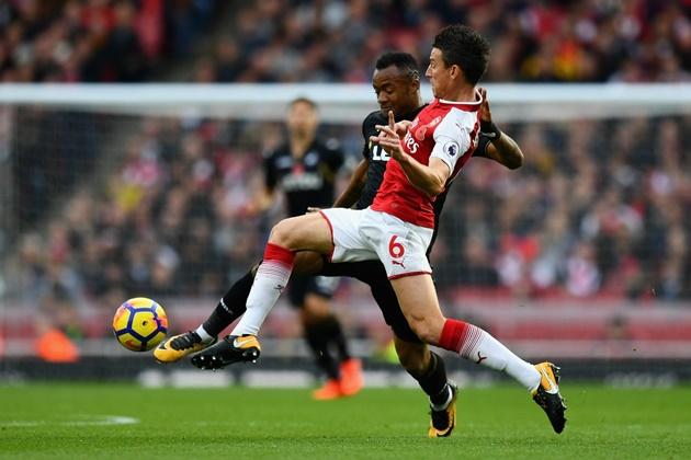 5 điểm nhấn Arsenal 2-1 Swansea: Kolasinac