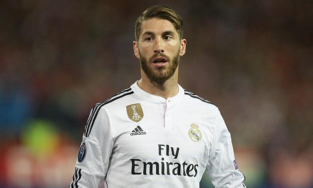 Thua Barca 8 điểm, Ramos vẫn nói cứng - Bóng Đá