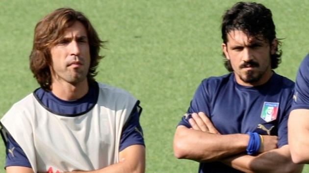 Gattuso: Piro đã thay đổi cuộc đời tôi - Bóng Đá