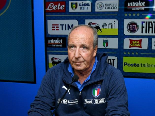 HLV Ventura nói gì trước viễn cảnh Italia bị loại? - Bóng Đá