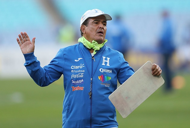 HLV Honduras căng thẳng tột độ trước cuộc đại chiến với Australia - Bóng Đá