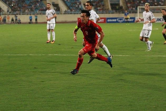 TRỰC TIẾP Việt Nam 0-0 Afghanistan: Việt Nam bế tắc (H1) - Bóng Đá