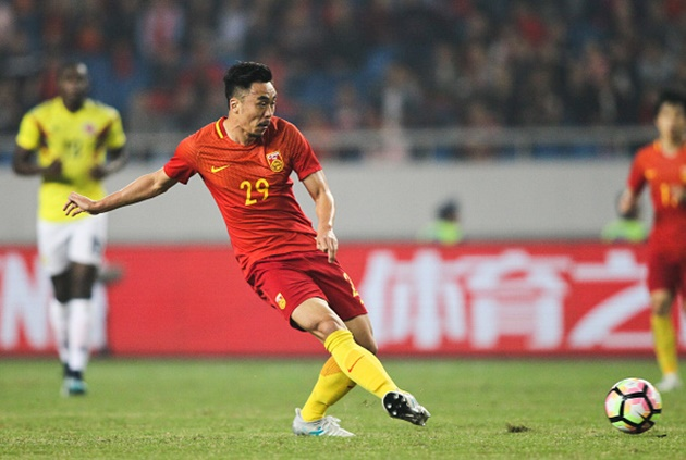 Colombia thị uy giấc mơ vươn tầm của bóng đá Trung Quốc - Bóng Đá