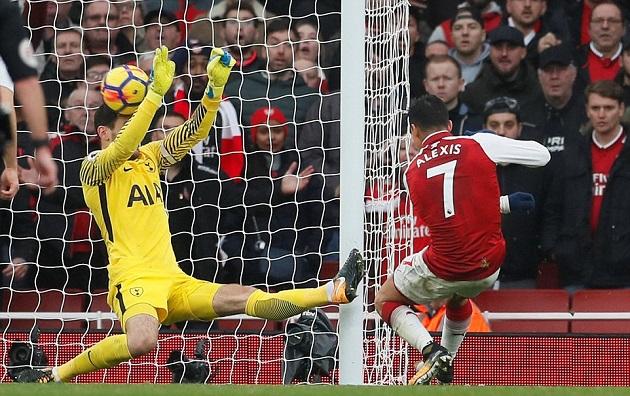 5 điểm nhấn Arsenal 2-0 Tottenham: Khi Sanchez đá như lên đồng - Bóng Đá