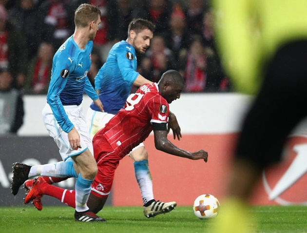 Hết động lực thi đấu, Arsenal gục ngã trên đất Đức - Bóng Đá