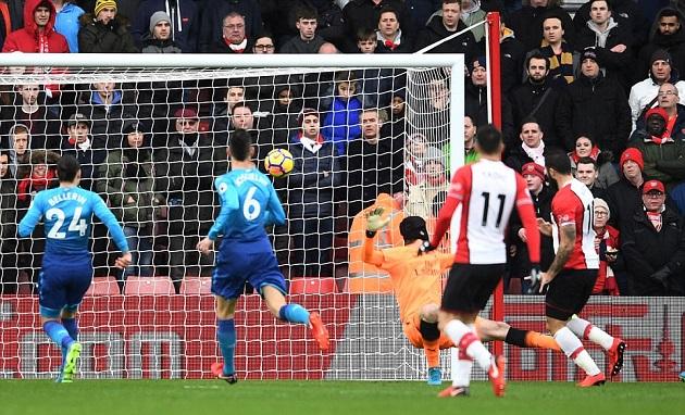 5 điểm nhấn Southampton 1-1 Arsenal: Chưa nóng người đã tự bắn chân mình - Bóng Đá