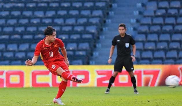 5 điểm nhấn U23 Việt Nam 1-2 U23 Uzbekistan: Hàng thủ phập phù - Bóng Đá