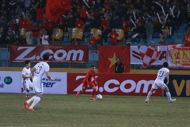 TRỰC TIẾP U23 Việt Nam 0-1 Ulsan Hyundai: Sai lầm của Văn Khánh (H1) - Bóng Đá