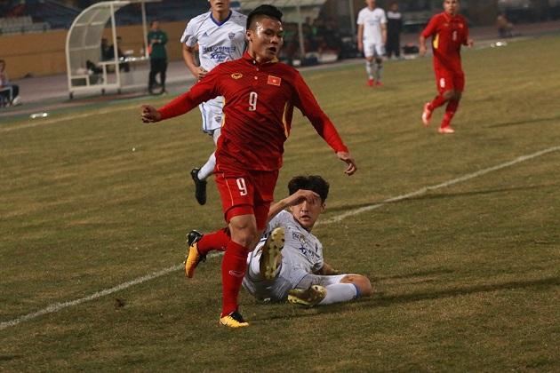 TRỰC TIẾP U23 Việt Nam 0-2 Ulsan Hyundai: Chủ nhà bị cóng (H1) - Bóng Đá
