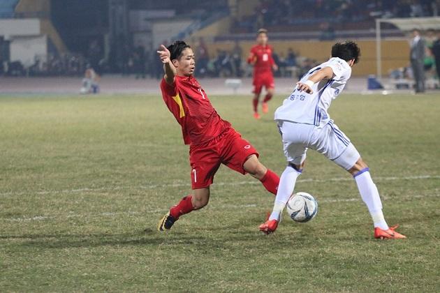 TRỰC TIẾP U23 Việt Nam 1-2 Ulsan Hyundai: Việt Nam vùng lên (H2) - Bóng Đá