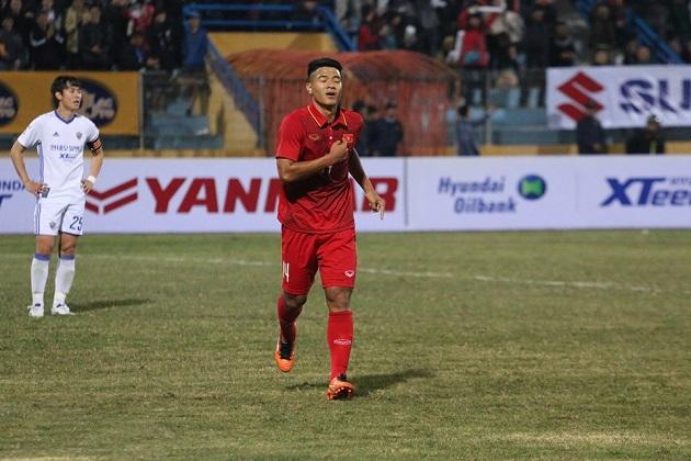 5 điểm nhấn U23 Việt Nam 2-3 Ulsan Hyundai: Đức Chinh xuất thần, Công Phượng nhạt nhòa - Bóng Đá