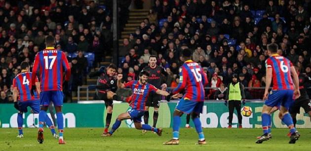 5 điểm nhấn Crystal Palace 2-3 Arsenal: Sanchez đẳng cấp, Ozil phập phù - Bóng Đá