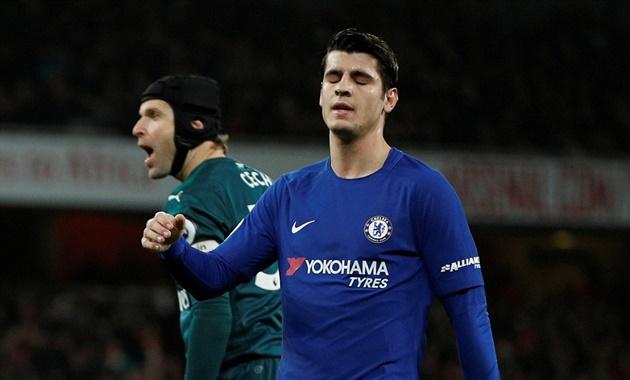 CẬN CẢNH Morata sút bay 3 điểm của Chelsea - Bóng Đá