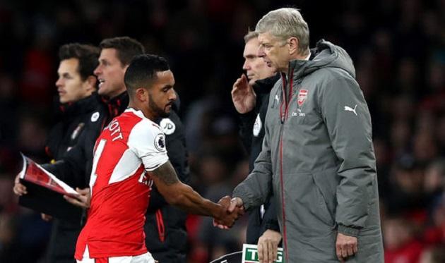 Arsenal muốn giữ chân Theo Walcott - Bóng Đá