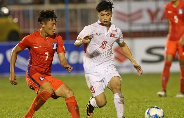 TRỰC TIẾP U23 Việt Nam 1-1 U23 Hàn Quốc: Bẫy việt vị hỏng của U23 Việt Nam (H1) - Bóng Đá