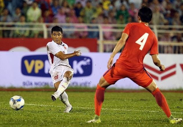 TRỰC TIẾP U23 Việt Nam 1-2 U23 Hàn Quốc: Lee Keun-ho đánh đầu ngược thành bàn (H2) - Bóng Đá
