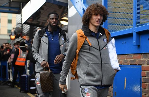 Chelsea tới sân  - Bóng Đá