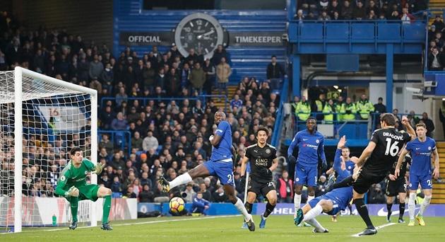 5 điểm nhất Chelsea 0-0 Leicester: Thất vọng toàn tập với The Blues - Bóng Đá