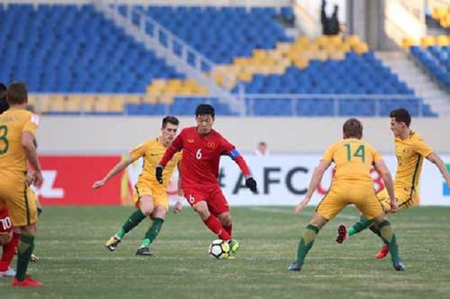 TRỰC TIẾP U23 Việt Nam 0-0 U23 Australia: Hrustic cứa lòng kĩ thuật (H1) - Bóng Đá