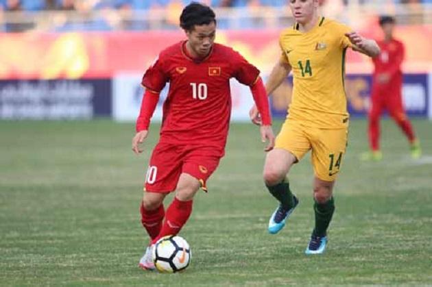 TRỰC TIẾP U23 Việt Nam 0-0 U23 Australia: Quang Hải suýt lập siêu phẩm (H1) - Bóng Đá