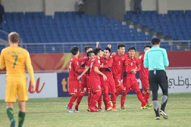 5 điểm nhấn U23 Việt Nam 1-0 U23 Australia: Khi Việt Nam lấy mục tiêu là 3 điểm - Bóng Đá
