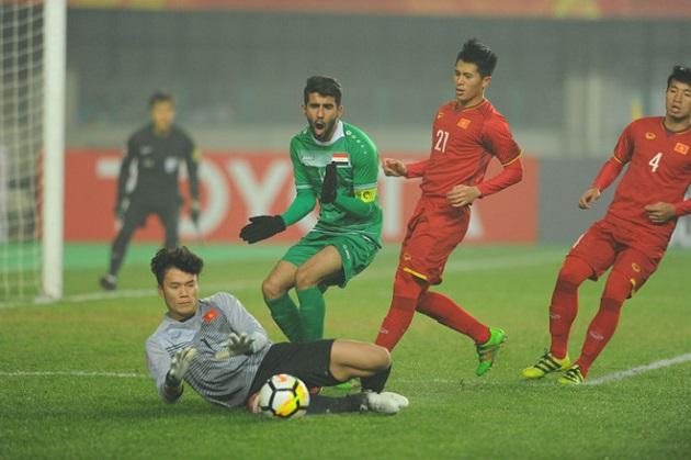 5 điểm nhấn U23 Việt Nam  - Bóng Đá