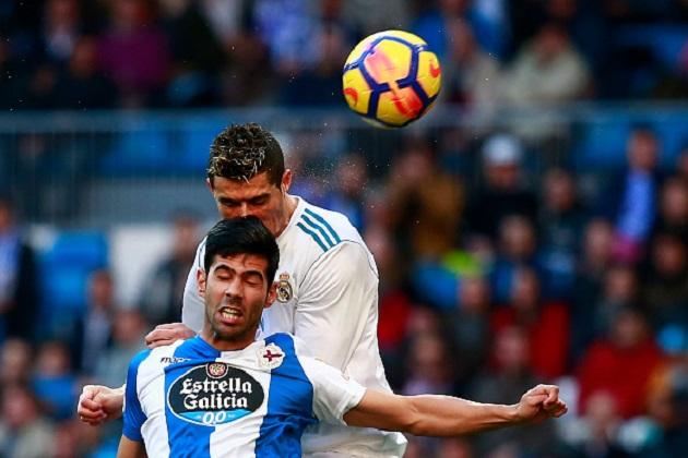 TRỰC TIẾP Real Madrid 1-1 Deportivo La Coruna: Nacho nổ súng (H1) - Bóng Đá