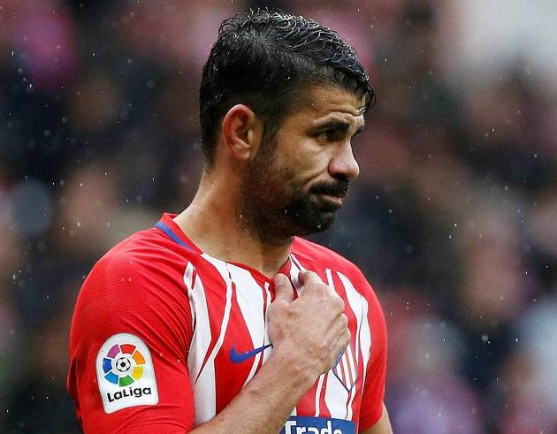 NÓNG: Diego Costa dính chấn thương - Bóng Đá